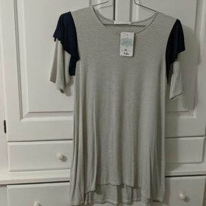 Chris & Carol Tunic Tee